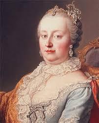 Prole per le corti d'Europa Maria Teresa d'Austria nasce il 13 maggio 1717 a Vienna. Il padre è l'imperatore Carlo VI e la madre è Elisabetta ... - Maria_Teresa_d_Asburgo