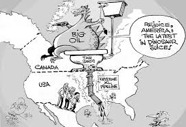 Keystone Xl Pipeline Map Keystone Xl Pipeline Tar Sands Cartoon Mohawk Nation News