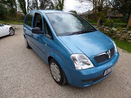 used vauxhall meriva manual for sale motors co uk
