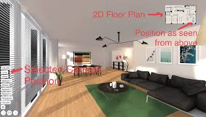 3d model floor plan how to add a floor plan mini map to your custom 3d model