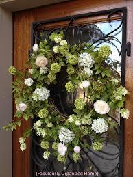 Grapevine Floral Design Home Decor The Best 25 Spring Wreaths Ideas On Pinterest Door Wreaths Spring