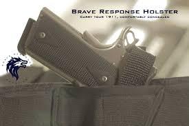 Most Comfortable Concealed Holster Brave Response Holster Brave Response Shooting