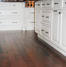 solid parquet flooring nailed maple stained montana by