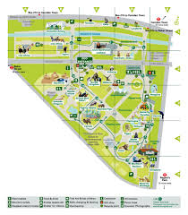 Map Of London England by London Zoo Map Regent039s Park London England U2022 Mappery