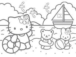 449 kitty coloring pages printables images
