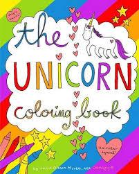 amazon unicorn coloring book 9781364315597 jessie