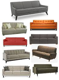 Mid Century Modern Sofa Legs 28 Places To Shop For An Affordable Midcentury Modern Mid Century