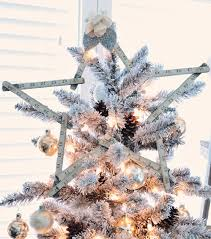 Retro Christmas Tree Toppers - christmas home decorating ideas with homegoods fox hollow cottage