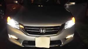 2014 honda accord led 2013 2014 honda accord hid low beam headlights