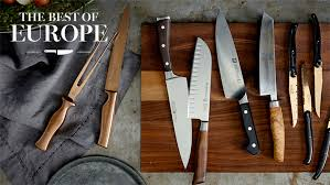 handmade kitchen knives for sale european kitchen knives set williams sonoma williams sonoma