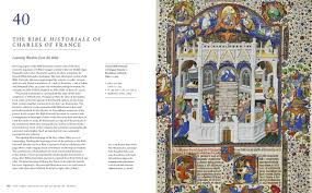 the art of the bible illuminated manuscripts from the medieval