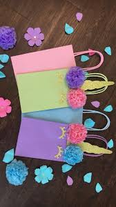 party favor bags unicorn birthday party favor bags goodie goody loot candy
