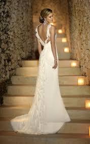lace wedding dress open back topweddingservice com