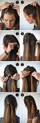 Very Easy Hairstyles For Short Hair by 520 Best Cabello Images On Pinterest Hairstyles Hair And Braids