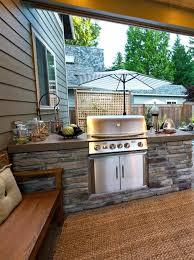 barbecue cuisine d été cuisine d ete exterieur construction exterieure 4 en