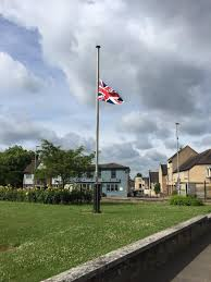 Half Mass Flag Today Flag Lowered To Half Mast In Honour Of The London Fire