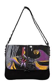 v24 nightmare before metal clasp coin bag