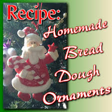 how to make bread dough ornaments by jade