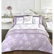 just contempo toile de jouy duvet cover double purple amazon co