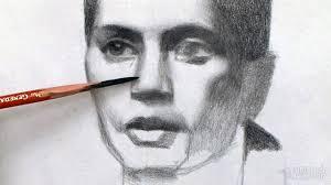 drawing the female portrait the gnomon workshop