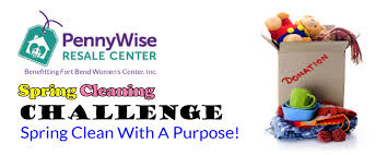 Springcleaning Pennywise Spring Cleaning Challenge Fort Bend Women U0027s Center