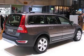 big volvo volvo v70 and xc70 car design news
