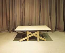 Oversized Dining Room Tables Transformer Coffee Table Turns Into Dining Room Table Treehugger