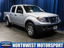 silver nissan silver nissan frontier in washington for sale used cars on
