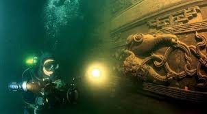 ten incredible underwater discoveries captured
