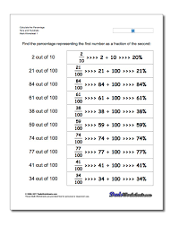find the percent of a number worksheet free worksheets library