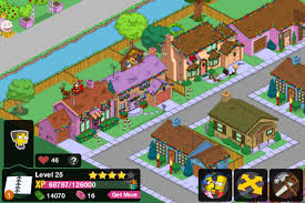 review the simpsons tapped out gaming grad