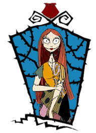 sally the nightmare before all things and sally