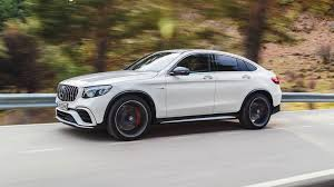 mercedes biturbo suv 2018 mercedes amg glc 63 suv and coupe debut before york auto