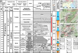 Dolomites Italy Map by Geometry And Evolution Of Triassic High Relief Isolated Microbial