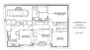 cottage open floor plans 2 bedroom cottage floor plans 2 bedroom cottage floor plan 2 bed 2