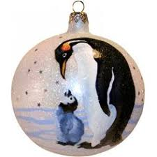 painted ornament glass santa claus