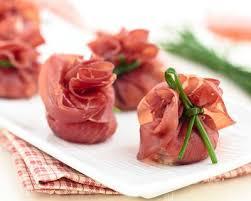 cuisiner le foie gras cru recette aumônières de jambon cru au foie gras