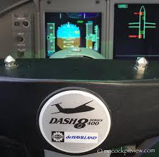 bombardier dash8 q400