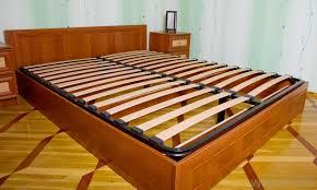 Slat Frame Bed Standard Bed Frame With Wooden Slats Slatted Metal Frames