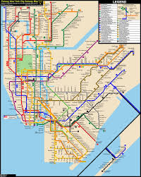 New York Mta Map Nyc Subway Fantasy Map Revision 22 Late Nights By Ecinc2xxx On
