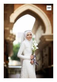 wedding dress muslimah simple tetap cantik dan ramah budget dengan simple wedding dress