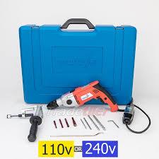 marcrist tdm1 pg750x dry diamond tile drilling machine kit set