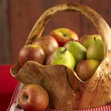 basket of fruit root basket of fruit the green