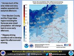 Ithaca Map Flood Winter Weather Advisory Issued In Tompkins The Ithaca Voice
