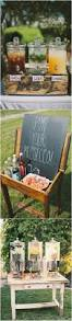cheap backyard wedding ideas best 25 drink station wedding ideas only on pinterest drink