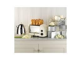 Dualit Toaster Cage 60146 6 Slot Vario Dualit Toaster White