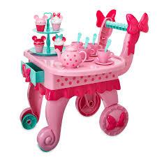 minnie mouse treat cart play shopdisney