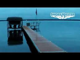 Solar Dock Lighting by Shoremaster Solar Dock Lights Youtube