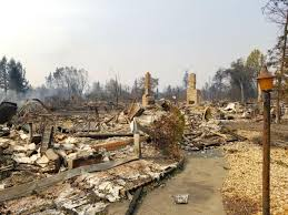 North Bay Fire Report by Srjc Announces Fire Relief Campaign Fund For Students Faculty And