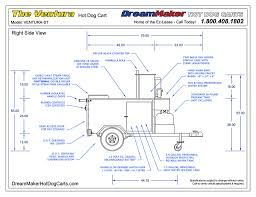 marvelous free blueprints maker 4 ventura dog cart drawing